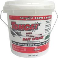 Motomco Ltd             D - Tomcat Bromethalin Bait Chunx
