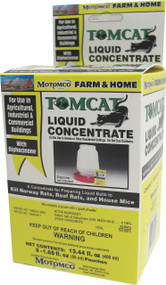 Motomco Ltd             D - Tomcat Liquid Concentrate