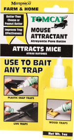 Motomco Ltd             D - Tomcat Mouse Attractant (Case of 12 )