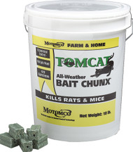 Motomco Ltd             D - Tomcat All-weather Bait Chunx Rat And Mouse Killer
