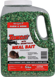 Motomco Ltd             D - Tomcat With Bromethalin Meal Bait