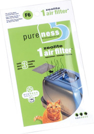 Van Ness Plastic Molding - Pure-ness Zeolite Air Filter
