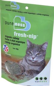 Van Ness Plastic Molding - Van Ness Fresh-nip Organic Catnip