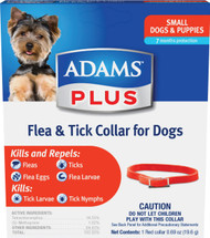 Farnam Pet - Adams Plus Flea & Tick Collar For Dogs