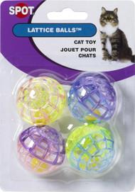 Ethical Cat - Lattice Balls With Bells