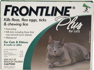 F.c.e. Inc              D - Frontline Plus For Cats