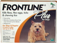F.c.e. Inc              D - Frontline Plus Dog