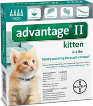 F.c.e. Inc              D - Advantage Ii For Kittens