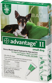 F.c.e. Inc              D - Advantage Ii Dog Green
