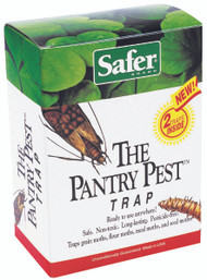 Woodstream Lawn & Grdn  D - Safer The Pantry Pest Trap
