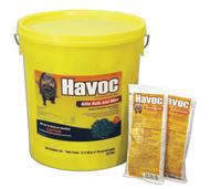 Neogen Rodenticide      D - Havoc Rodenticide Bait Packs