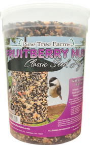 Pine Tree Farms Inc - Fruit-berry-nut Classic Seed Log