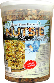 Pine Tree Farms Inc - Nutsie Classic Seed Log