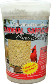 Pine Tree Farms Inc - Cardinal Safflower Classic Seed Log