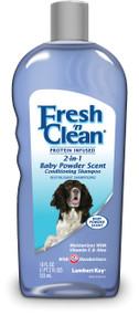 Lambert Kay / Pet Ag - Fresh 'n Clean 2 In 1 Shampoo/conditioner