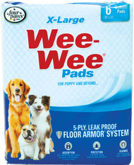 Four Paws - Container - Wee Wee Pads