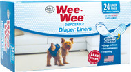 Four Paws Products Ltd - Wee Wee Diaper Garment Pads