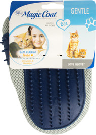 Four Paws Products Ltd - Love Glove Grooming Mitt For Cats