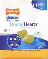 Tfh Publications/nylabone - Advanced Oral Care Dental Hearts Treats