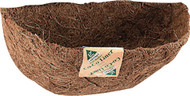 Panacea Products - Wall Basket/manger Shaped Coco Liner