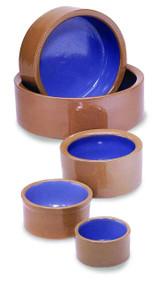 Ethical Stoneware Dish - Stoneware Dog Dish