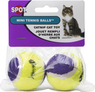 Ethical Cat - Mini Tennis Ball With Bell & Catnip