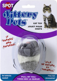 Ethical Cat - Plush Jittery Mouse