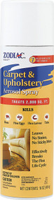 Farnam Pet - Zodiac Carpet & Upholstery Aerosol Spray