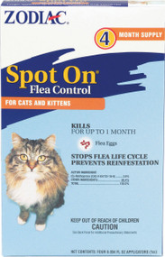 Farnam Pet - Zodiac Spot On For Cats & Kittens