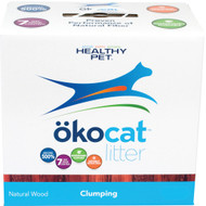 Healthy Pet - Litter - Okocat Natural Wood Clumping Cat Litter