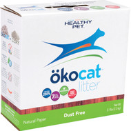 Healthy Pet - Litter - Okocat Natural Dust-free Paper Cat Litter