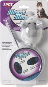Ethical Cat-Remote Control Micro Mouse Cat Toy