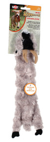 Ethical Dog - Mini Skinneeez Crinkler Goat Dog Toy