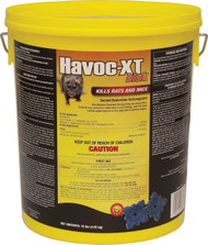 Neogen Rodenticide      D - Havoc Xt Blok Rodenticide Bait