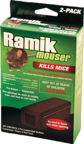 Neogen Rodenticide      D - Ramik Mouser Mice Bait
