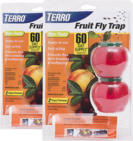 Senoret - Terro Fruit Fly Traps