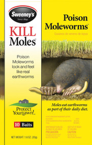 Senoret - Mole & Gopher Poison Worms