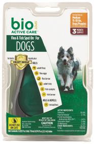 Farnam Pet - Bio Spot Active Care Flea & Tick Spot On For Dogs