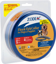 Farnam Pet - Zodiac Flea & Tick Collar For Dog And Puppies