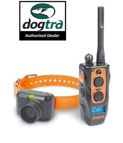 Dogtra 2700 T&B Remote Dog Trainer + Beeper Collar System Train & Beep by Dogtra (D2700T&B)
