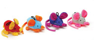 Ethical Cat - Rattle Clatter Mouse With Catnip