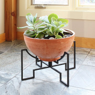 Achla Designs Solaria Collection 19 inch Jane Planter 1 with Stand