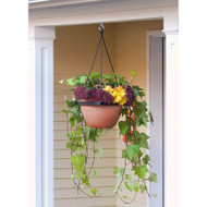 Achla Designs Solaria Collection Large Lina Hanging Planter