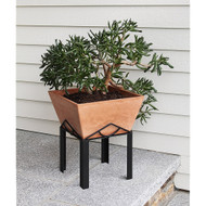 Achla Designs Solaria Collection Low Marion Planter