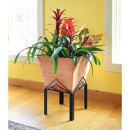 Achla Designs Solaria Collection Tall Marion Planter with Stand