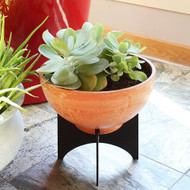 Achla Designs Solaria Collection 16 inch Norma Planter with Stand