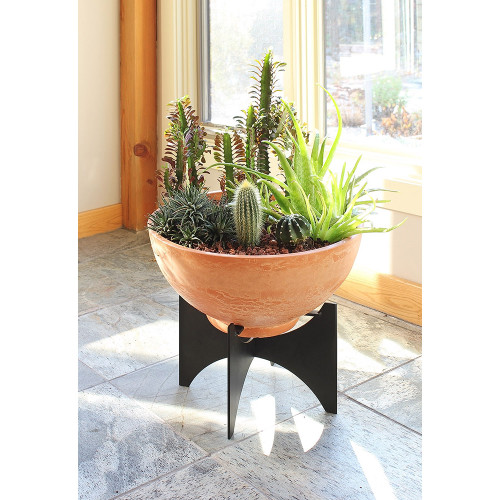 Achla Designs Solaria Collection 20 inch Norma Planter with Stand