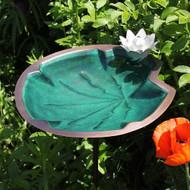 Achla Designs Lily Pad Birdbath Bowl