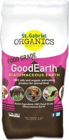 St Gabriel Organics - Good Earth Diatomaceous Earth Farm And Ag