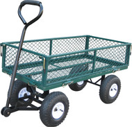 Bond Mfg P-Garden Cart
